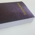 Biblia UBG F1 PU z indeksami brąz