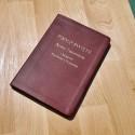 Biblia UBG F1 PU z indeksami bordo GRUBSZY PAPIER